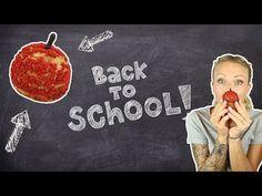 (10) ♡• DIY BACK TO SCHOOL   RECETTE TROMPE OEIL •♡ - YouTube
