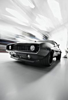 Forever Cool 1969 Chevrolet Camaro. Click for cool gifts this holiday