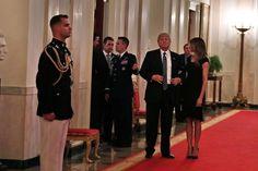 POTUS & First Lady