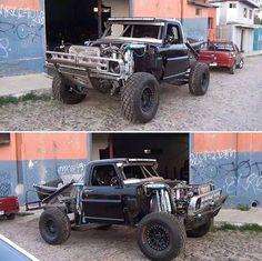 Truggie Rc Cars And Trucks, Diesel Trucks, Custom Trucks, Cool Trucks, Pickup Trucks, 79 Ford Truck, Trophy Truck, Sand Rail, Truck Engine