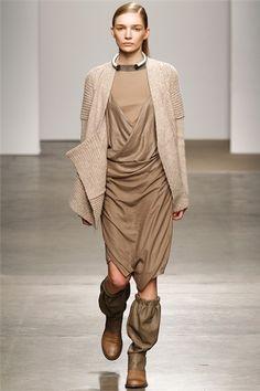 Sfilata VPL by Victoria Bartlett New York - Collezioni Autunno Inverno 2012-13 - Vogue