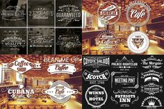 125 Labels and Badges Bundle by Arys Design on Creative Market
