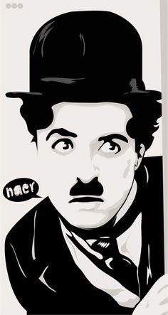 Charlie Chaplin Naer