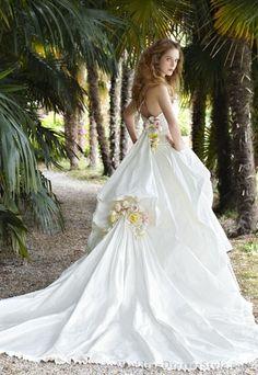 Atelier Aimée Wedding Dress In the Garden of Dreams Collection-28
