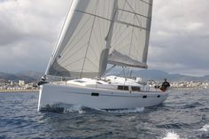 Simplicity in its Entire Splendor - Hanse 415