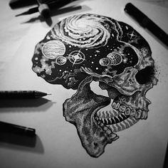 Ilustraciones dibujadas mano impresionante