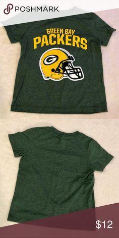 979f3b34481 NFL Team Apparel Green Bay Packers Short Sleeve XS NFL Team Apparel Green  Bay packers short