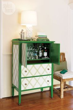 How To: Make A Hidden Bar