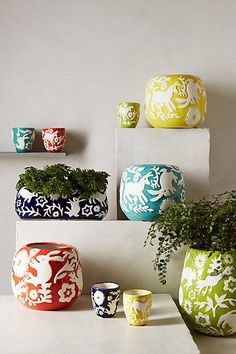 #Conca #Garden #Planter #Anthropologie