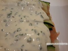 witlof lasagne Food Tags, Always Hungry, Spaghetti Recipes, Italian Pasta, Good Food, Food And Drink, Veggies, Low Carb, Pudding