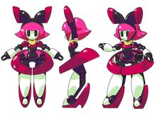 Female Character Design, Character Design Inspiration, Character Concept, Character Art, Robot Cute, Robots Characters, Accel World, Arte Robot, Anime Monsters