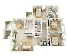 Preakness Floor Plan 5
