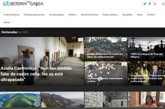 Historia de Galicia: portal de actualidade e debate sobre a historia do país