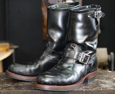 レッドウィング2268 VIBRAM#705 スチール抜き | レッドウィング ウエスコ ホワイツのソール交換 ブーツ修理 リペアはリブロス【Re:broth】