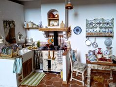 Dada's dollhouse | Benvenuti nel nostro piccolo mondo!