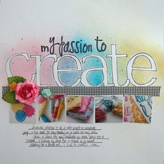 Create by Tessa Buys, via Flickr
