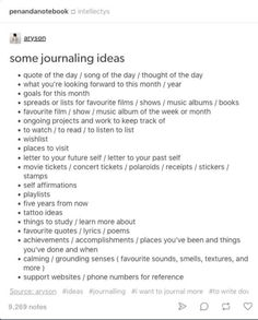 Journal Writing Prompts, Bullet Journal Writing, Bullet Journal Inspiration, Writing Inspiration, Writing Tips, Scrapbook Journal, Journal Notebook, Journal Pages, Journal Ideas