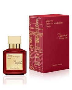 Baccarat Rouge 540 Extrait de Parfum Maison Francis Kurkdjian perfume - a new fragrance for women and men 2017 Perfume Lady Million, Perfume Versace, Perfume Calvin Klein, Perfume Fahrenheit, Perfume Invictus, Bergdorf Goodman, Francis Kurkdjian, Neiman Marcus, Miniature Bottles