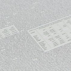 Das Kapital, a poster of the entire text from All the World's a Page
