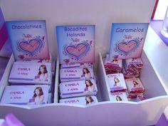"Photo 2 of 27: Violetta de Disney / Birthday ""Violetta de Disney"" | Catch My Party"