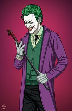 Joker (Batman: Death of Robin) commission by phil-cho on DeviantArt conceitual Joker Art, Batman Art, Batman And Superman, Joker Batman, Joker Death, Marvel Vs, Marvel Heroes, Anime Fighting Games, Joker Iphone Wallpaper