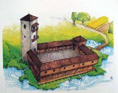 http://www.stolpie.republika.pl/buko.htm Tak, według badań archeologów z Państwowej Akademii Nauk prawdopodobnie wyglądała nasza wieża w XIII wieku