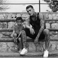 Here I express my admiration for beautiful tats, tattooers and tattooed people. Stephen James Model, Hot Guys Tattoos, Beard Tattoo, Male Model, Modern Man, Perfect Man, Hot Boys, Inked Girls, Cute Guys