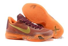 652978aeb10 Men Nike Kobe X Basketball Shoes Low 290 Cheap To Buy PixGtNN