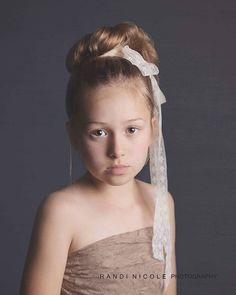 My beautiful daughter. #suebryceinspired #girlwiththepearlearring