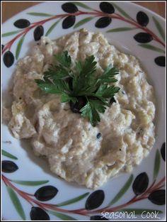 A Seasonal Cook in Turkey: Patlıcan Salatası: A Classic Aubergine Meze