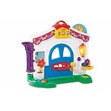 Fisher-Price Laugh & Learn Learning Home Playset Looks like a good toy... will hunt used sales for it