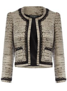 OBSESSED with this Dorothy Perkins jacket. $44