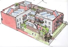 Brooklyn Cohousing Project to be Designed on Passivhaus Principles : TreeHugger