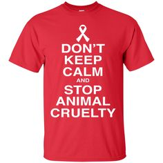 Wear this T-shirts and tell the world that our friends are being tortured. We have to help them immediately $20