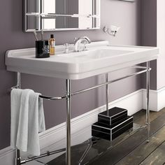 London Console Basin | Furniture Basins | CP Hart Bathroom 5 1060 wide