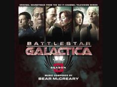 Battlestar Galactica - Season 3 Soundtrack - I love all seasons of the BSG music. Bear McCreary is already phenomenal musician and he's my age! Have a listen and you'll agree how beautiful this score is. Good Music, Nostalgic Music, Intro Youtube, Battlestar Galactica, Bear Mccreary, Soundtrack, Good Movies, Movie Soundtracks, Mccreary