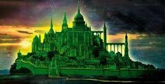 Emerald City by RankaStevic.deviantart.com on @DeviantArt