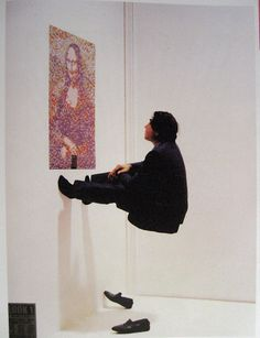 Artist Shigeo Fukuda