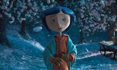 Coraline Movie Scenes