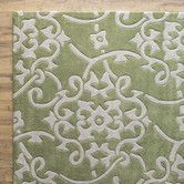 The Shauna Leaf Rug at Birch Lane. Traditional Area Rugs, Traditional Furniture, Ivy Leaf, Birch Lane, Throw Rugs, Joss And Main, Rug Runner, Pattern Design, Living Room Decor