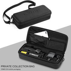 OSMO Mobile Bag, BASSTOP DJI OSMO Mobile Storage Carrying Case