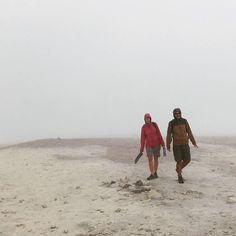 Great views from volcano Kawah Putih  #fog #raon #volcano #kawahputih #bandung #trip #travel #travelphotography #viagens #podroze #backpacking #instatravel #mytravelgram #worldtravel #EASTWEGO #travelblog #blogtroterzy #blogipodroznicze #blogopodrozach by eastwego