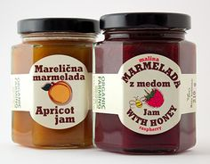 "Check out new work on my @Behance portfolio: ""Package design organic jam with honey"" http://on.be.net/1NTD8Kl"