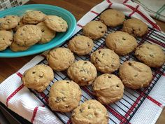 Gluten Free Chocolate Chip Cookies by The Baking Yogi