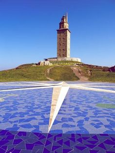 14 Torre De Hercules Ideas Tower Leaning Tower Of Pisa Galicia
