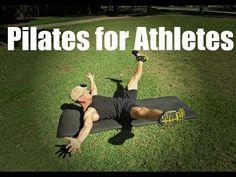 Pilates for Athletes Workout   Killer Core Exercises - YouTube