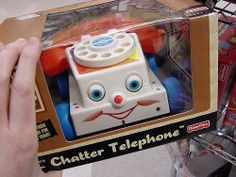 My kids had this phone.