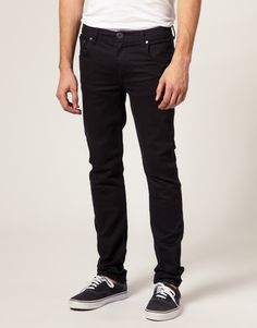 ASOS Skinny Jeans | $53.79 - what a sweet price, flat rate shipping to the US, too.