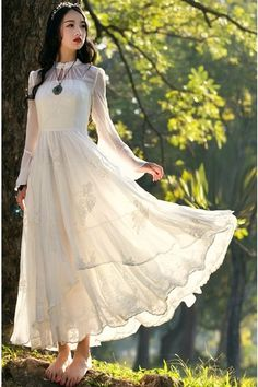 30 Casual Wedding Dresses For Effortlessly Chic Brides Dress Outfits, Casual Dresses, Dress Up, Formal Dresses, Dresses Dresses, Gown Dress, Pretty Dresses, Beautiful Dresses, Fairytale Dress