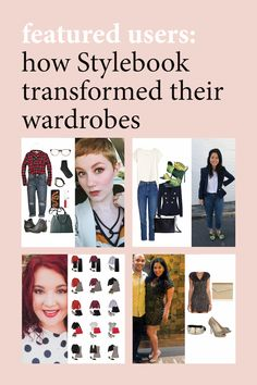 Stylebook Closet App: Create outfits with photos of your own clothes! See all the features in the best app to organize your closet, plan what to wear, make packing lists and more!